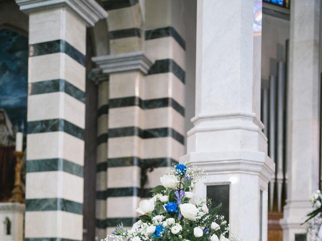 Il matrimonio di Lisa e Andrea a La Spezia, La Spezia 34