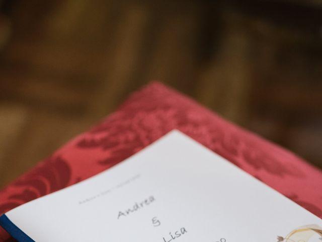 Il matrimonio di Lisa e Andrea a La Spezia, La Spezia 35