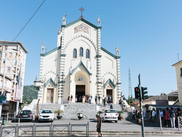 Il matrimonio di Lisa e Andrea a La Spezia, La Spezia 40