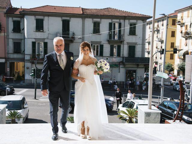 Il matrimonio di Lisa e Andrea a La Spezia, La Spezia 43