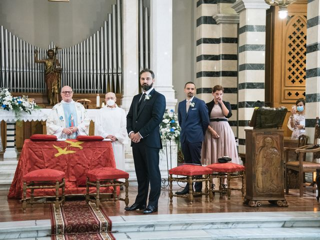 Il matrimonio di Lisa e Andrea a La Spezia, La Spezia 44