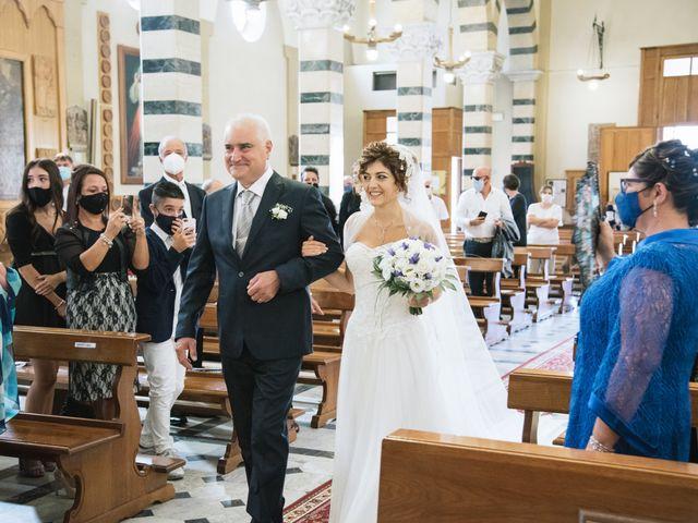 Il matrimonio di Lisa e Andrea a La Spezia, La Spezia 45