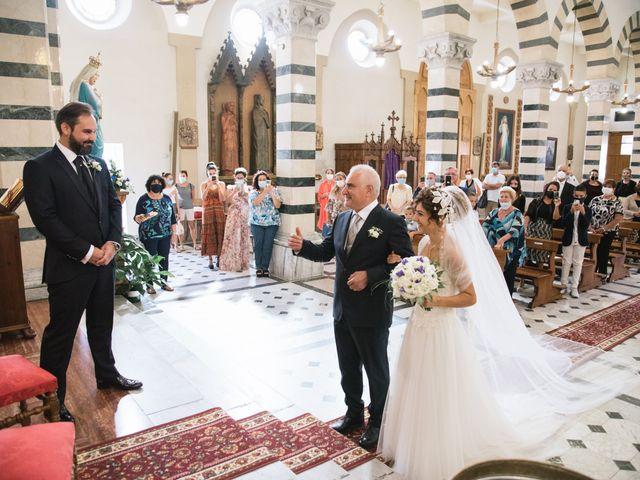 Il matrimonio di Lisa e Andrea a La Spezia, La Spezia 46