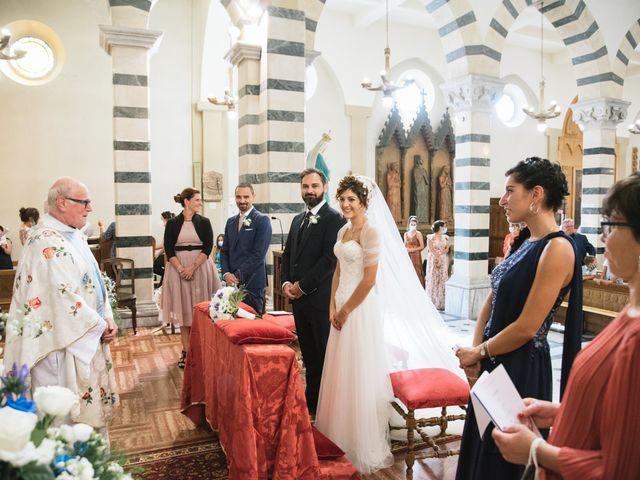Il matrimonio di Lisa e Andrea a La Spezia, La Spezia 47