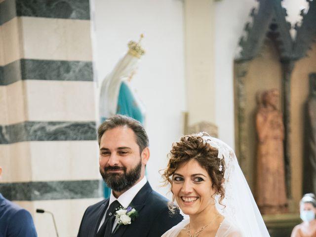 Il matrimonio di Lisa e Andrea a La Spezia, La Spezia 48