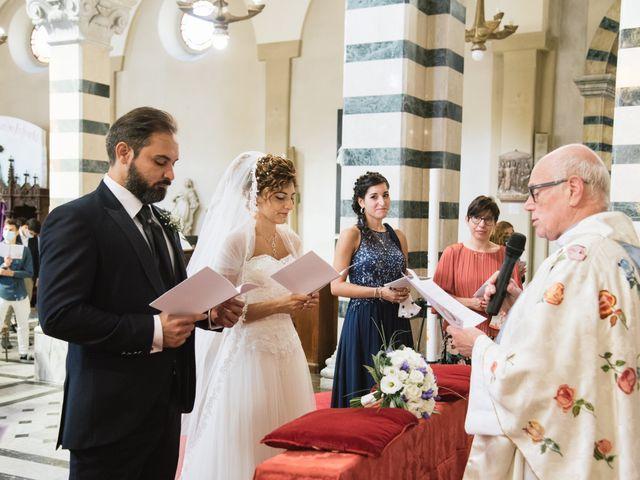 Il matrimonio di Lisa e Andrea a La Spezia, La Spezia 52