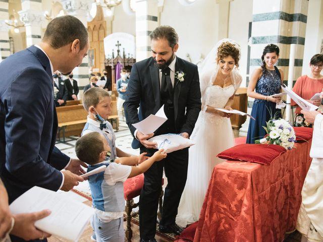 Il matrimonio di Lisa e Andrea a La Spezia, La Spezia 54