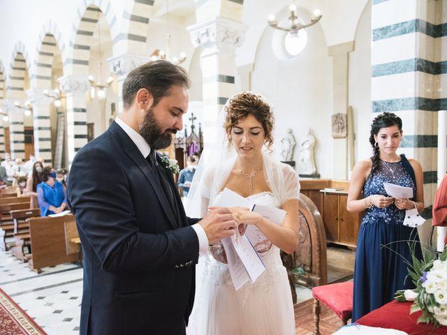 Il matrimonio di Lisa e Andrea a La Spezia, La Spezia 55