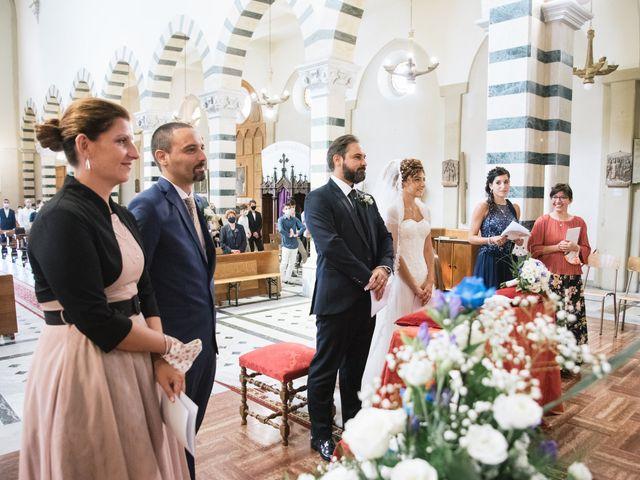 Il matrimonio di Lisa e Andrea a La Spezia, La Spezia 56