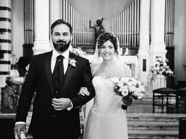 Il matrimonio di Lisa e Andrea a La Spezia, La Spezia 58