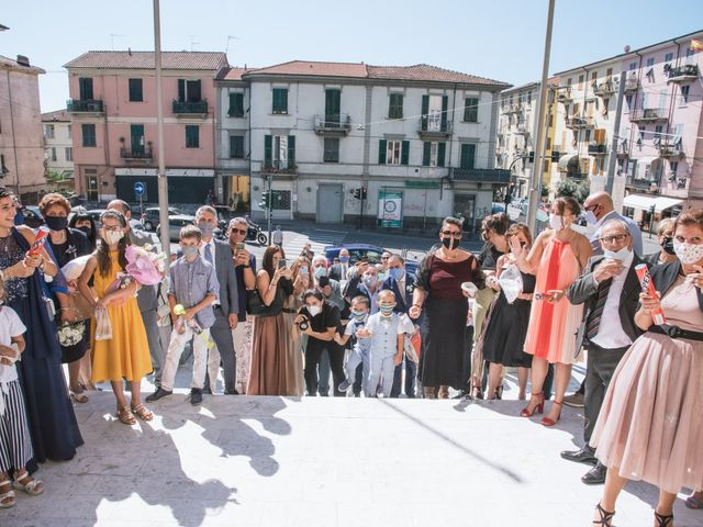 Il matrimonio di Lisa e Andrea a La Spezia, La Spezia 60