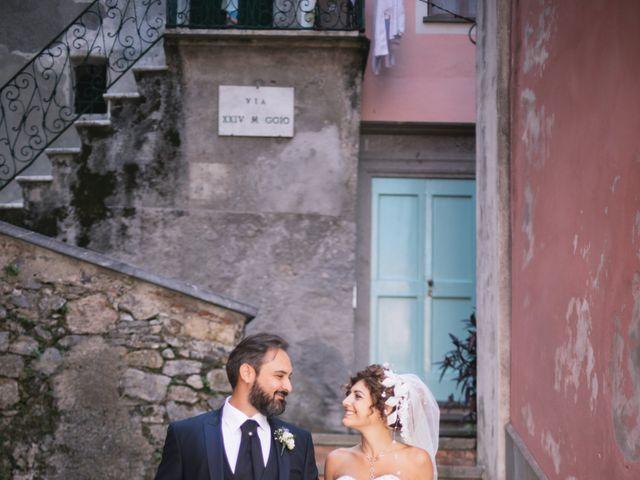 Il matrimonio di Lisa e Andrea a La Spezia, La Spezia 67