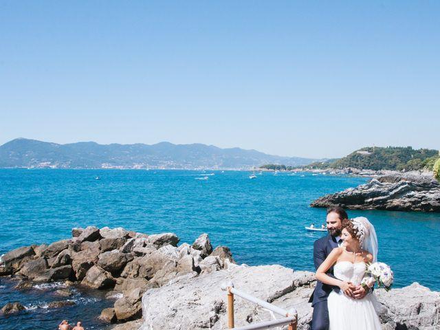Il matrimonio di Lisa e Andrea a La Spezia, La Spezia 73