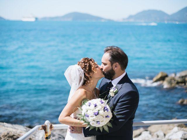 Il matrimonio di Lisa e Andrea a La Spezia, La Spezia 74