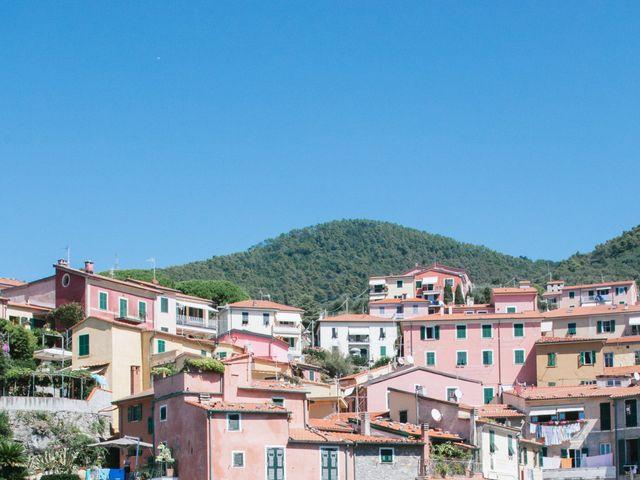 Il matrimonio di Lisa e Andrea a La Spezia, La Spezia 75