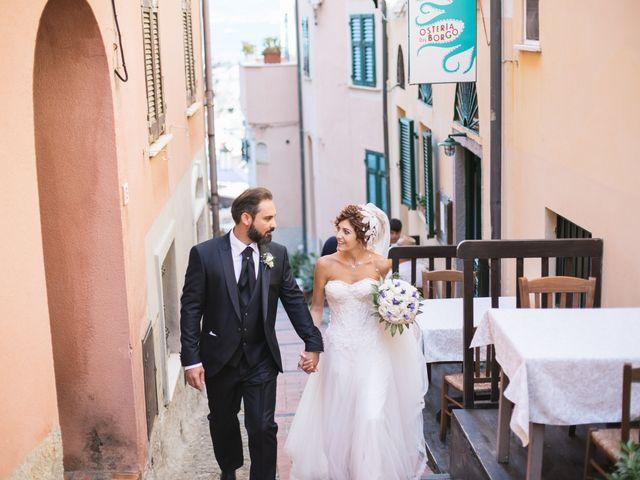 Il matrimonio di Lisa e Andrea a La Spezia, La Spezia 77