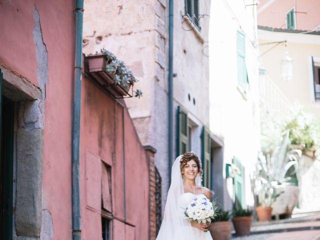 Il matrimonio di Lisa e Andrea a La Spezia, La Spezia 78
