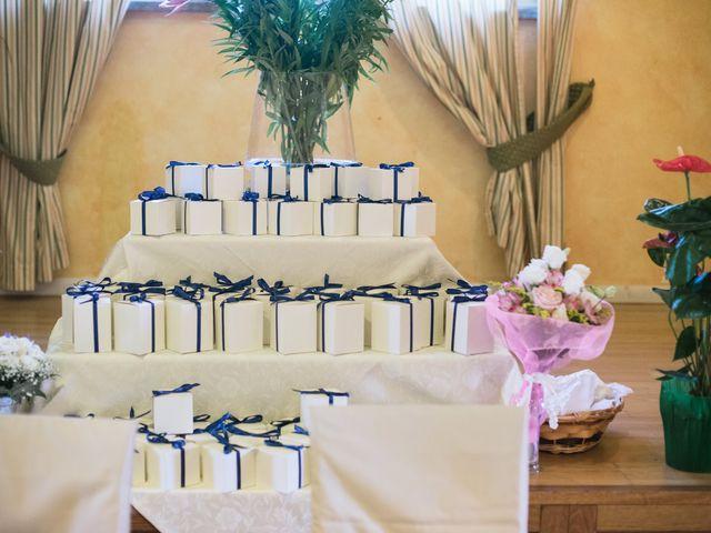 Il matrimonio di Lisa e Andrea a La Spezia, La Spezia 84