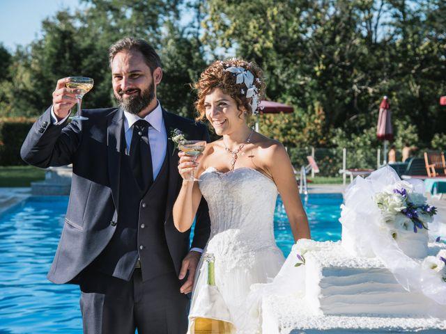 Il matrimonio di Lisa e Andrea a La Spezia, La Spezia 87
