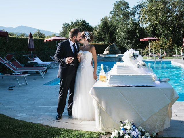 Il matrimonio di Lisa e Andrea a La Spezia, La Spezia 88