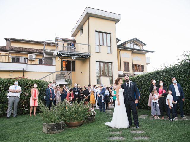 Il matrimonio di Lisa e Andrea a La Spezia, La Spezia 97
