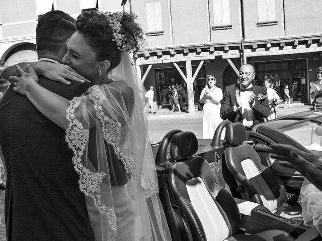 Il matrimonio di Natalia e Francesco a Cento, Ferrara 32