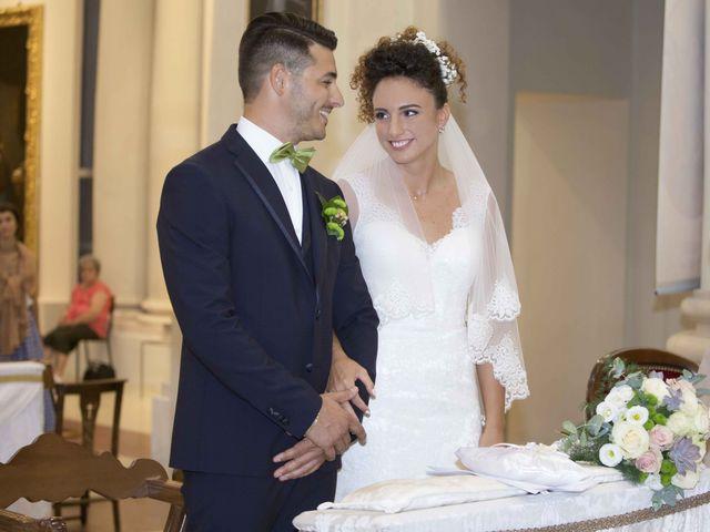 Il matrimonio di Natalia e Francesco a Cento, Ferrara 34