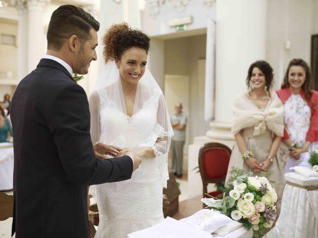 Il matrimonio di Natalia e Francesco a Cento, Ferrara 38