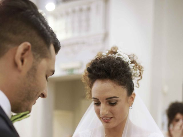 Il matrimonio di Natalia e Francesco a Cento, Ferrara 40