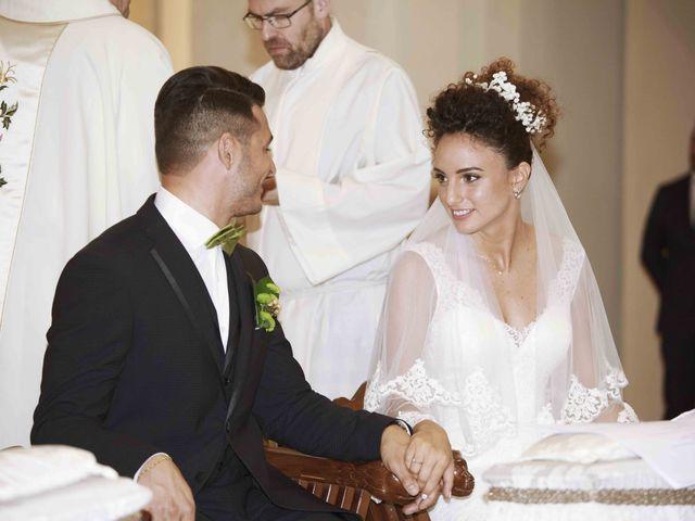 Il matrimonio di Natalia e Francesco a Cento, Ferrara 42