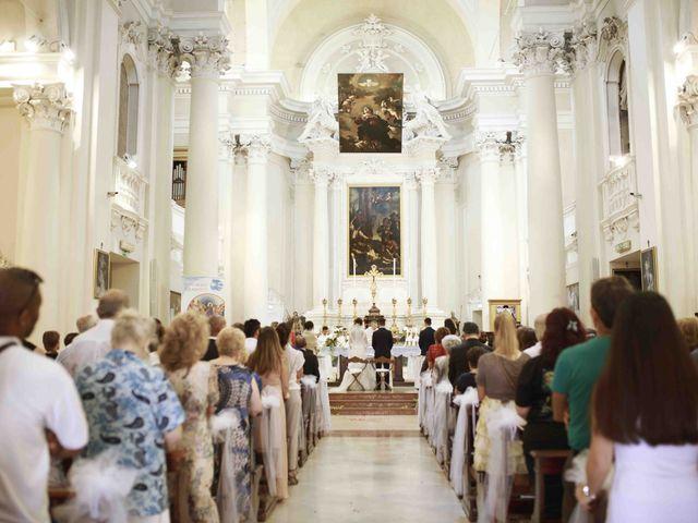 Il matrimonio di Natalia e Francesco a Cento, Ferrara 43