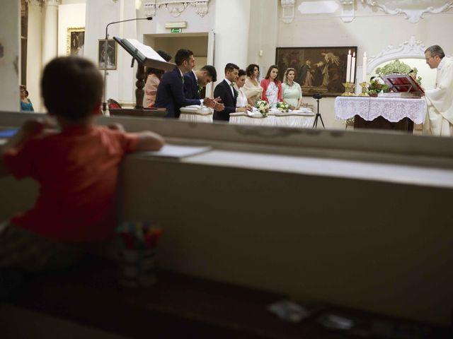 Il matrimonio di Natalia e Francesco a Cento, Ferrara 47