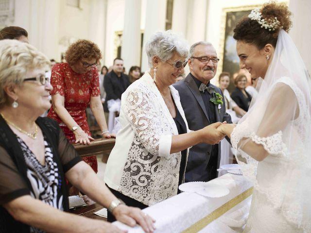Il matrimonio di Natalia e Francesco a Cento, Ferrara 48