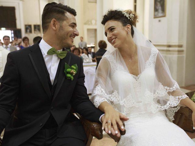 Il matrimonio di Natalia e Francesco a Cento, Ferrara 49