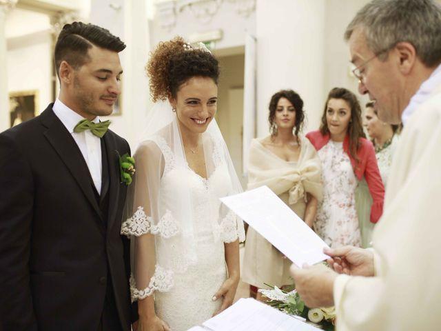 Il matrimonio di Natalia e Francesco a Cento, Ferrara 54