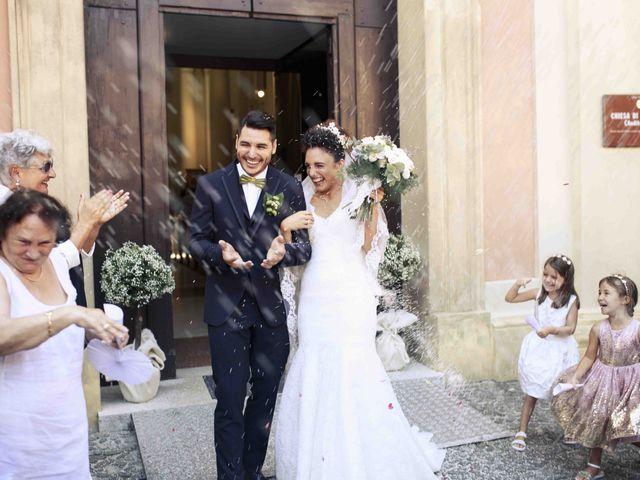 Il matrimonio di Natalia e Francesco a Cento, Ferrara 58