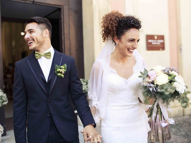Il matrimonio di Natalia e Francesco a Cento, Ferrara 60