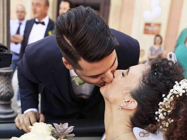 Il matrimonio di Natalia e Francesco a Cento, Ferrara 72