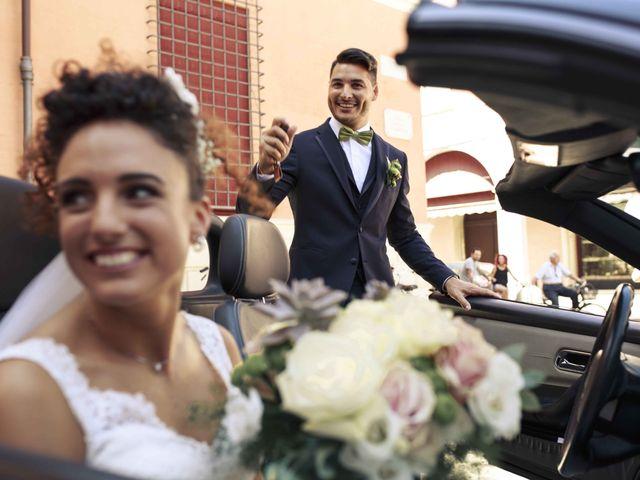 Il matrimonio di Natalia e Francesco a Cento, Ferrara 73