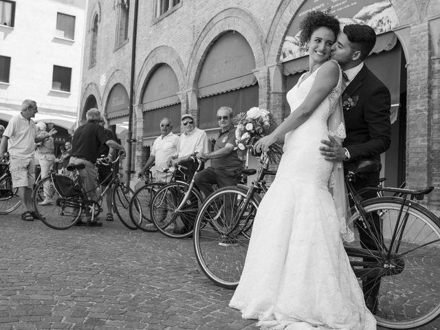 Il matrimonio di Natalia e Francesco a Cento, Ferrara 74