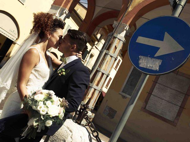 Il matrimonio di Natalia e Francesco a Cento, Ferrara 75