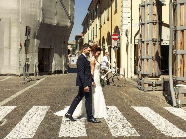 Il matrimonio di Natalia e Francesco a Cento, Ferrara 76