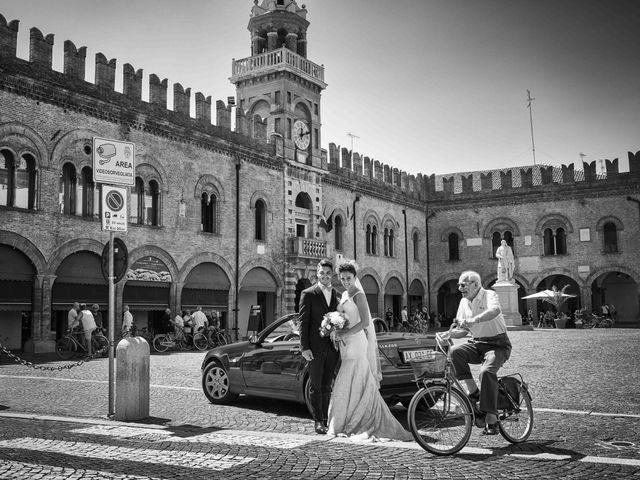 Il matrimonio di Natalia e Francesco a Cento, Ferrara 77