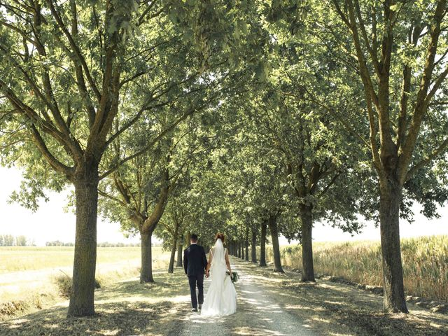 Le nozze di Francesco e Natalia