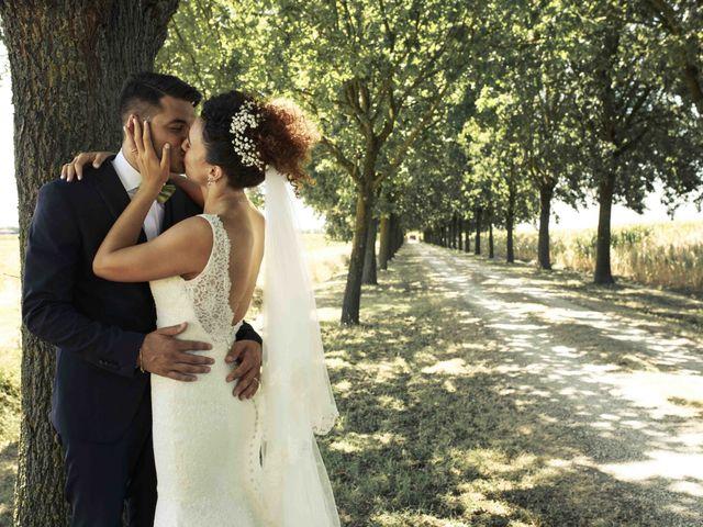 Il matrimonio di Natalia e Francesco a Cento, Ferrara 78