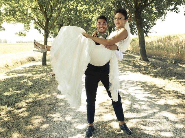 Il matrimonio di Natalia e Francesco a Cento, Ferrara 81