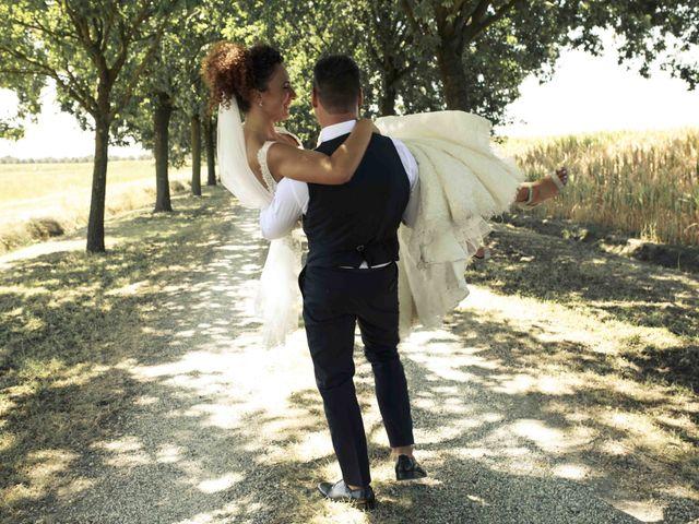 Il matrimonio di Natalia e Francesco a Cento, Ferrara 83
