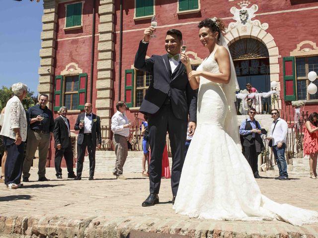 Il matrimonio di Natalia e Francesco a Cento, Ferrara 84