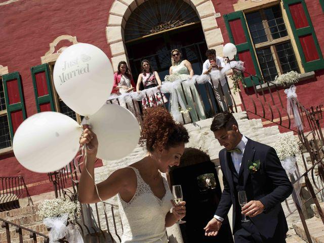 Il matrimonio di Natalia e Francesco a Cento, Ferrara 85
