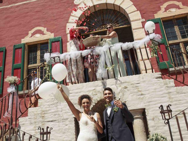 Il matrimonio di Natalia e Francesco a Cento, Ferrara 86